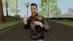 The Walking Dead No Man's Land Negan für GTA San Andreas