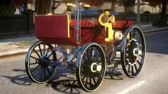 Daimler Benz 1886 V.2 für GTA 4