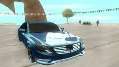 Mercedes-Benz S63 AMG 222 pour GTA San Andreas