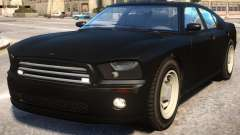 FBI Buffalo to Dodge Charger SRT8 v2 für GTA 4