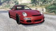 Porsche 911 GT3 RS (997) 2007 v1.1 [replace] für GTA 5