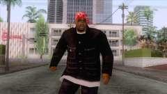 Crips & Bloods Ballas Skin 2 für GTA San Andreas
