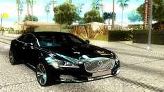 Jaguar XJ pour GTA San Andreas