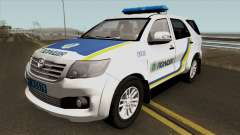 Toyota Fortuner De La Police De L'Ukraine pour GTA San Andreas