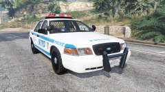 Ford Crown Victoria NYPD CVPI v1.1 [replace]