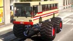 Bus Monster Truck V1 für GTA 4