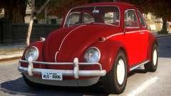 1972 VW Fusca 1300 pour GTA 4