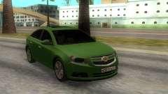 Chevrolet Cruze pour GTA San Andreas