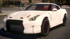 Nissan GTR 2017 Hamann für GTA 4