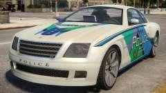 Fusilade V6 3.0i Cop Car