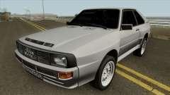 Audi Sport Quattro 1983 pour GTA San Andreas