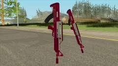 Bullpup Rifle Pink GTA V