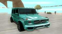 Mercedes-Benz G-class AMG für GTA San Andreas