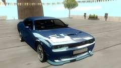Dodge Challenger pour GTA San Andreas