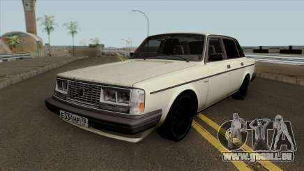 Volvo 244 Turbo 1983 für GTA San Andreas