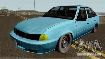 Daewoo Cielo 1.5 GLS (Iraqi Stock Version) 1998 pour GTA San Andreas