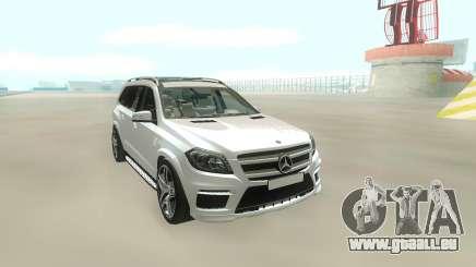 Mercedes-Benz GL63 pour GTA San Andreas