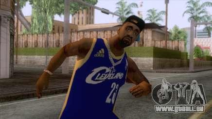 Crips & Bloods Fam Skin 9 für GTA San Andreas