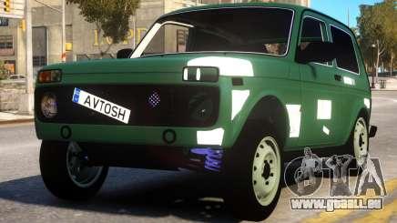 Lada Niva 4x4 für GTA 4