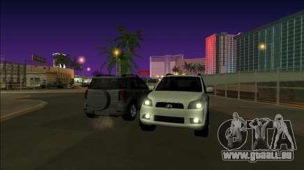Daihatsu Terios SWB pour GTA San Andreas