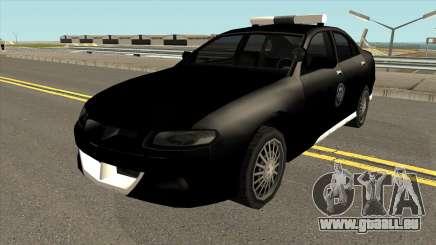 Police Buffalo für GTA San Andreas