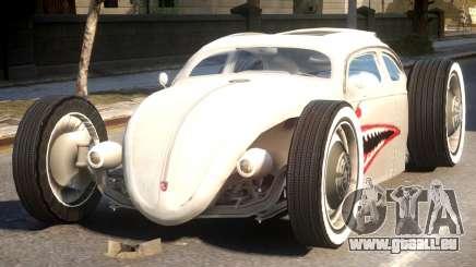 Volkswagen Volksrod pour GTA 4
