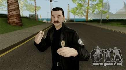 New sfpd1 pour GTA San Andreas