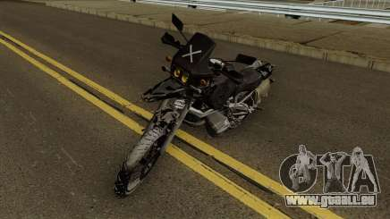 Moto from Playerunknows Battlegrounds pour GTA San Andreas