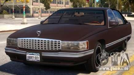 1995 Cadillac De Ville für GTA 4