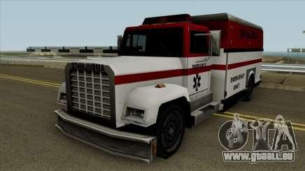 Medical Enforcer pour GTA San Andreas