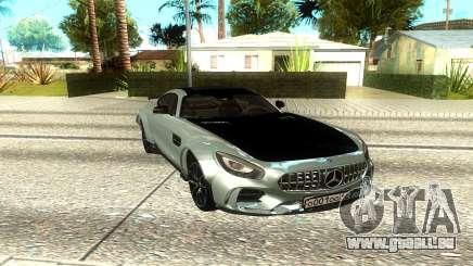 Mercedes-Benz AMG GT R Coupe pour GTA San Andreas
