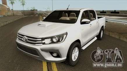 Toyota Hilux 2.8 2016 pour GTA San Andreas