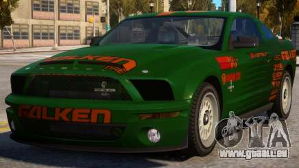 Ford Mustang Falken pour GTA 4