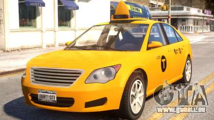 Karin Asterope LC Taxi pour GTA 4