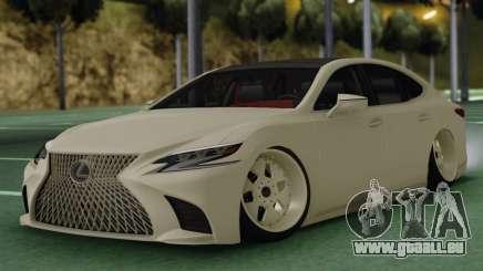 Lexus LS500 für GTA San Andreas