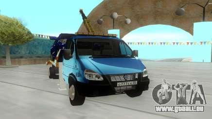 GAZelle D'Affaires pour GTA San Andreas