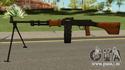 RPD Light Machine Gun für GTA San Andreas