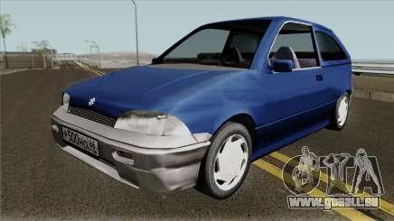 Suzuki Swift 1-Gen 1.3 für GTA San Andreas