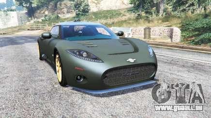 Spyker C8 Aileron 2009 [add-on] pour GTA 5