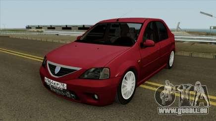 Dacia Logan 2007 für GTA San Andreas