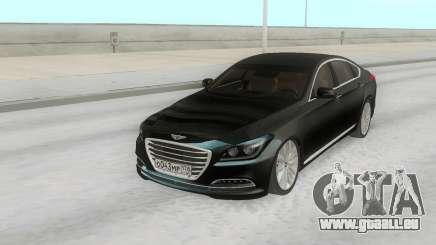 Hyundai Genesis G380 pour GTA San Andreas