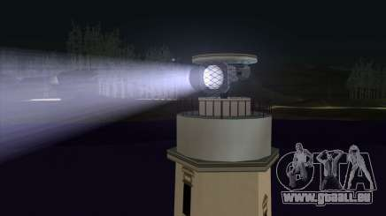 Searchlights pour GTA San Andreas