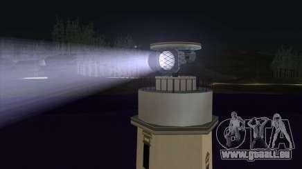 Searchlights für GTA San Andreas
