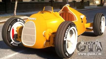 Audi Type C 1936 V.1 pour GTA 4