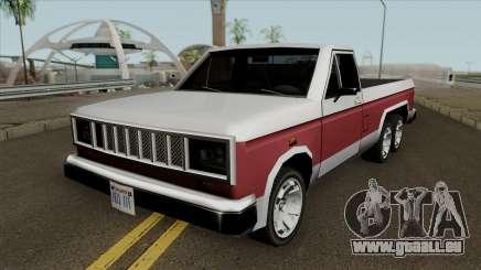Bobcat D-6 pour GTA San Andreas