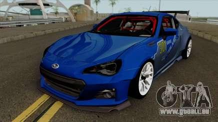 Subaru BRZ LM Race Car für GTA San Andreas