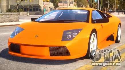 Lamborghini Murcielago 2005 v1.1 pour GTA 4