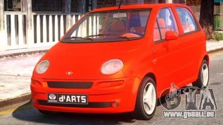 1997 Daewoo dArts Sport Concept für GTA 4