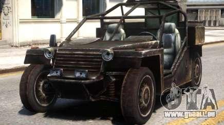 VDV Buggy für GTA 4