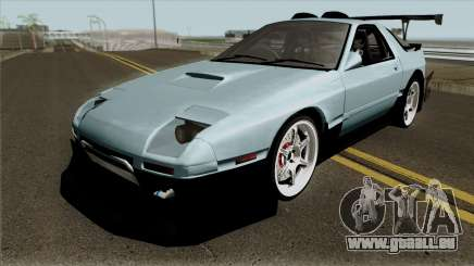 Mazda RX-7 V3 Final Battle Machine pour GTA San Andreas